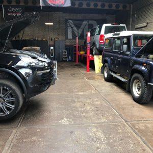garage in Velp